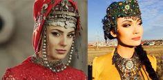 armenian and kazakh girl