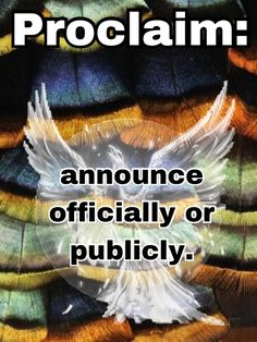 #freetoedit #dictionary #proclaim #meaning #definitions Proclaim Means  Announce Officially Or Publicly