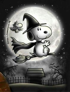 Snoopy and Woodstock Halloween Snoopy Halloween, Halloween Quotes, Halloween Art, Happy Halloween, Disney Halloween, Feliz Halloween, Halloween 2019, Snoopy Et Woodstock, Snoopy Love