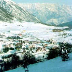*WENT* Piancavallo, Italian Alps. Lovely quick getaway when it snows.