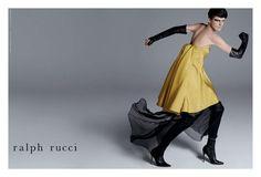 Ralph Rucci - Ralph Rucci F/W 13 Campaign