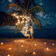 2,402 отметок «Нравится», 16 комментариев — We Speak Fashion ™ (@wespeakfashion) в Instagram: «Magical night at #Maldives ✨@vouge_official»