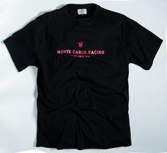 [img-9891-left-home_default] Tee-shirt allsize composent de Coton 100%  Très beau coloris Noir et imprimé Manches courtes  Renfort au col rond