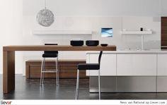 Neos - Rational - keukenblokken - werkbladen - krukken - barkrukken