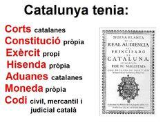 Catalunya tenia...Todo muy bien. Tenía.  Córdoba fue cabeza del Califato. La ciudad más importante de Europa. Y qué?