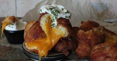 DIY: Delicious Bacon Potato Cheese Bombs Photo