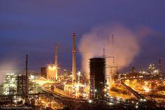 Coke plant Duisburg