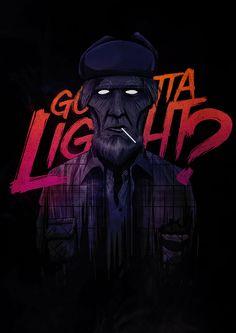 Gotta light? twin peaks