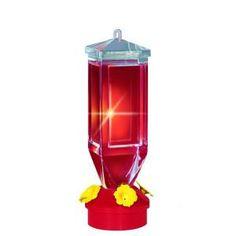 Lantern Hummingbird Feeder-201 at The Home Depot