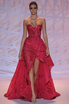 Zuhair Murad | Fall 2014 Couture Collection | Style.com