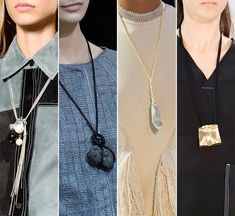 Spring/ Summer 2015 Jewelry Trends: Relic Pendants Timothy John New York NECKALCE 2015 TREND LUXURY HOT GLAMOROUS
