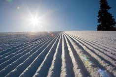 Do you love fresh corduroy on the slopes? Deer Valley's lead groomer talks about their award-winning snow grooming system!