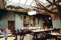 Un véritable Aperitivo Cocktail Club qui pourrait bien être LA bonne adresse italienne pour un apéro comme à Naples (prix raisonnable)  Ober Mamma, Paris