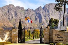 The Winter chill is slowly approaching why not make the most of it by booking a weekend away in the Cape Winelands where you can spend the days exploring and evenings by an open fire with your loved one and a bottle of red wine.  . La Petite Dauphine is one of our favourite guest farms in Franschhoek and we highly recommend visiting even if it's just for lunch.  Let us know if you'd like any assistance with bookings or possibly arranging something special. info@backintown.co.za