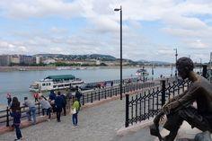 An der Donau - Fahrradtour durch Budapest