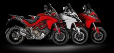 Ducati Launching Multistrada in India by December 2015