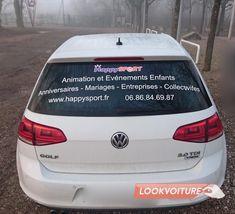 Stickers Voiture – Olivier dans le 69 | Lookvoiture.com, spécialiste des autocollants voiture