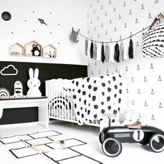 Die 98 besten Bilder von Schwarz-Weiß Kinderzimmer in 2019 ...