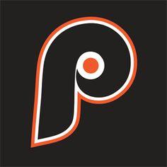 "Flyers Hockey ""P"" T-shirt $19.99  http://www.barktees.com"