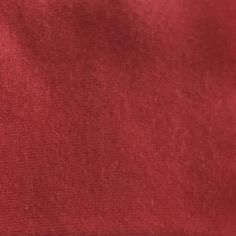 Double Brushed Polyester Spandex: Bright Coral Solid