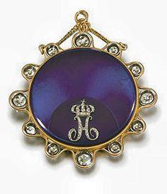 Empress Josephine Bonaparte gave this watch to her daughter, Hortense