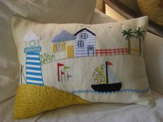 houses pillow #019 | Flickr - Photo Sharing!