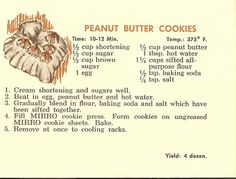 A Southern Gal's Quest for the Gourmet Life: Vintage Christmas Cheer: Mirro Cookie Press Recipe Booklet
