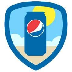 Pepsi Summer Fun Badge