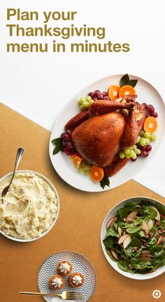 Pull together your Thanksgiving menu in no time with by taking our Thanksgiving Meal Planner quiz. Wondering what to bring or bringing it by hosting? Master both in minutes. We'll create a curated board of recipes just for you. Three simple steps to a total holiday success.
