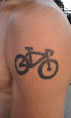bicycle tattoos - Google Search