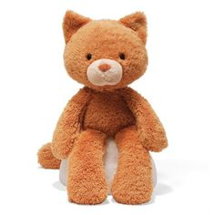 $9.99 Gund Fuzzy Cat 13.5 Plush. This lovable, huggable plush line is for children of all ages, and perfect for every occasion. Combining the richness of tradition with the excitement of innovation, the GUND brand is the premier destination for premium plush.