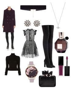 """Sailor Saturn: Party"" by faith-katherena-wright on Polyvore featuring adidas Originals, Elie Tahari, Vivienne Westwood, BLK DNM, Viktor & Rolf, Smashbox, Olivia Burton, Nancy Gonzalez, Elie Saab and 8 Other Reasons"