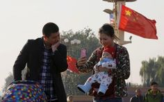 Beijing parents encouraged to have more children