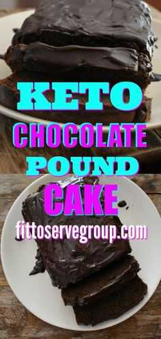 Keto cream cheese chocolate pound cake is a rich low carb chocolate cake that features a low carb chocolate ganache for added decadence. Keto Diet Guide, Keto Diet Benefits, Low Carb Chocolate Cake, Chocolate Ganache, Decadent Chocolate, Chocolate Cream, Chocolate Desserts, Keto Approved Foods, Keto Foods
