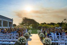 Casamento ao pôr do sol no Espaço Catetinho| Ana Sophia + Reinhold