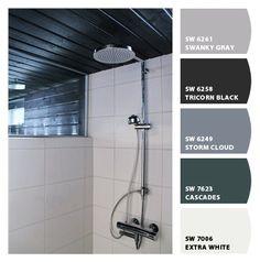 Vaaleanpunainen hirsitalo - Divaaniblogit Bathroom, Blog, Home, Colors, Washroom, Full Bath, Ad Home, Blogging, Homes