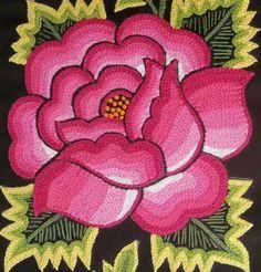 132 Mejores Imagenes De Flores Oaxaquenas En 2019 Mexican Art