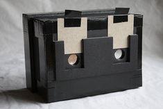 Pinhole stereo