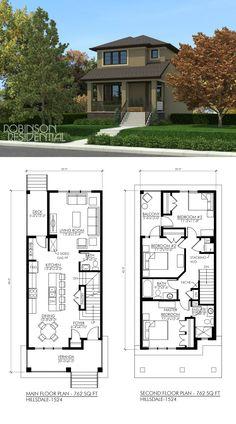 1524 sq. ft, 3 bedroom, 2.5 bath.
