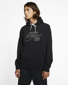 Casual Chic Outfits, Club Outfits, Fall Outfits, Black Outfits, Nike Sb, Kawaii Clothes, Skate Hoodies, Hoodie, Tumblr Outfits