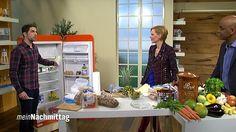 Was gehört in den Kühlschrank und was nicht?