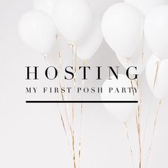Hosting My First Posh Party!   I am so excited to be hosting my first Posh Party with some of my PFF's on April 28th!  The theme is TBD, but I'm already searching for some fun Host Picks!  Please help spread the word by sharing this post and tagging some of your friends that have amazing closets!  Can't wait to party with everyone!  Accessories
