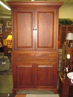 Lexington Armoire Bob Timberlake Cherry? 10 Drawer