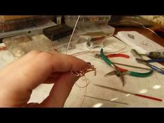 Weave Ring | Stainless Steel Wire | Wire Wrapping Tutorial | Eng - YouTube