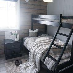 Bunk Bed Rooms, Bunk Beds, Bedrooms, Home Bedroom, Kids Room, House, Furniture, Instagram, Home Decor
