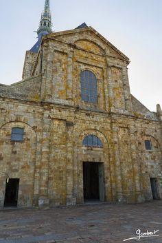 Le Mont Saint Michel - Abbaye