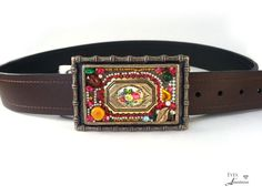 Hey, I found this really awesome Etsy listing at https://www.etsy.com/listing/479383061/bohemian-belt-buckle-rhinestone-buckle
