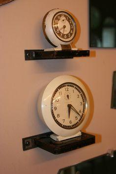 Mamie Jane's: Repurposed Vintage Mortise Lock into a shelf