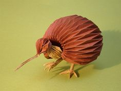 Surface to Structure: An Origami Exhibition Featuring 80 Paper Artists - Feel Desain Origami And Kirigami, Paper Crafts Origami, Oragami, Origami Birds, Origami Shapes, Origami Elephant, Art Maori, Origami Artist, Paper Magic