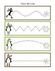 Bildergebnis für Arbeitsblätter Kindergarten Winter